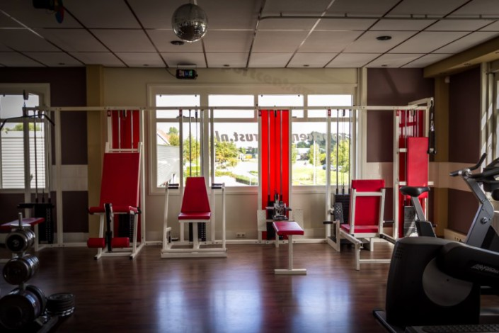 Fysiotherapie Leidschenveen - sportzaal 03