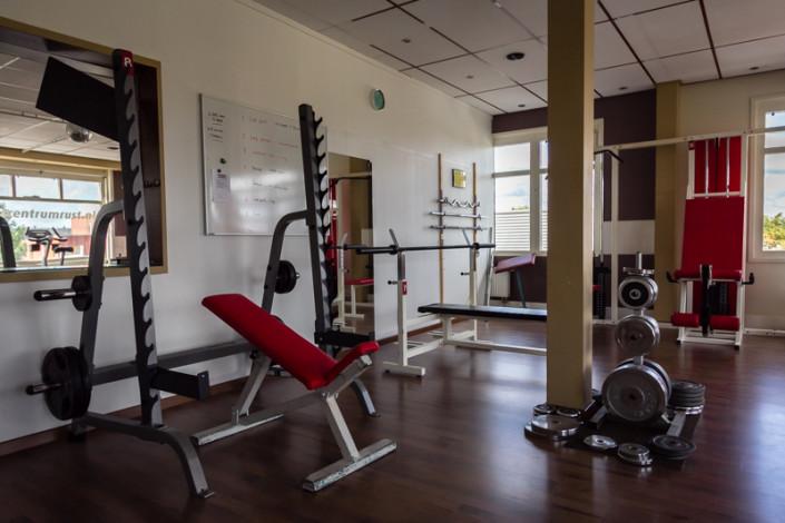 Fysiotherapie Leidschenveen - sportzaal 04
