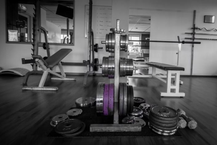 Fysiotherapie Leidschenveen - sportzaal 06