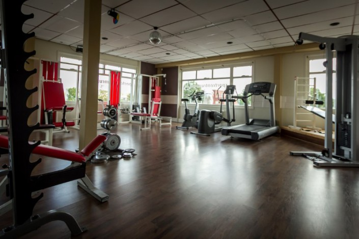 Fysiotherapie Leidschenveen - sportzaal 07