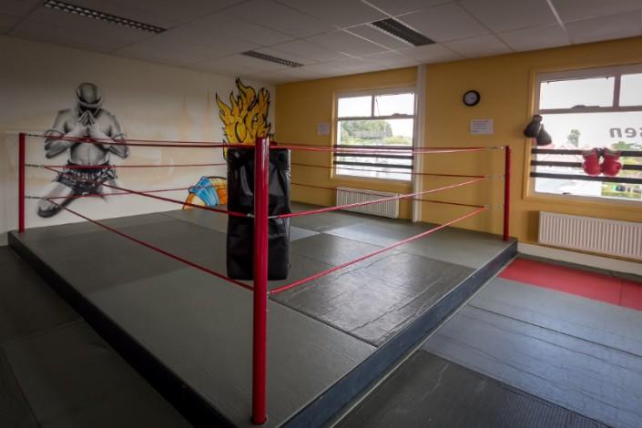Fysiotherapie Leidschenveen - sportzaal 10