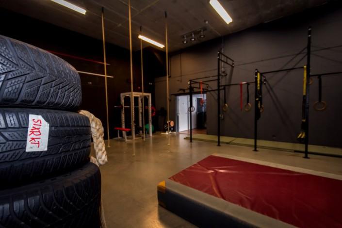 Fysiotherapie Leidschenveen - sportzaal 14