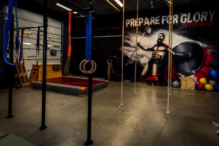 Fysiotherapie Leidschenveen - sportzaal 15