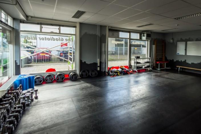 Fysiotherapie Leidschenveen - sportzaal 16
