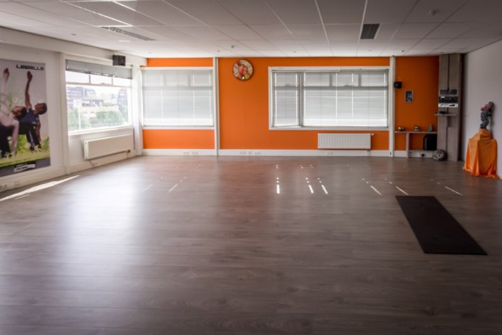 Fysiotherapie Leidschenveen - sportzaal 19